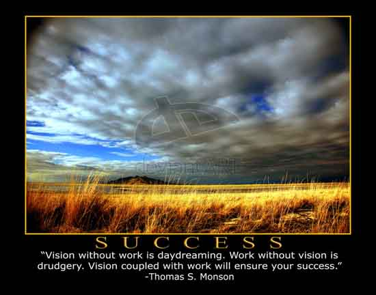 Dream of Success