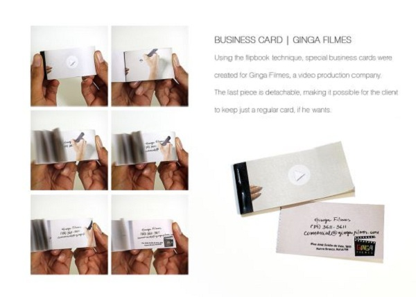 Ginga Flipbook Net Business Card