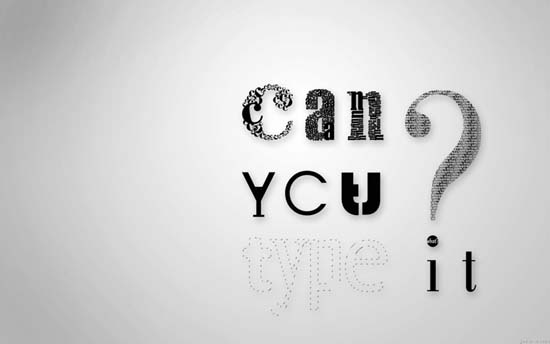 can_you_type_it