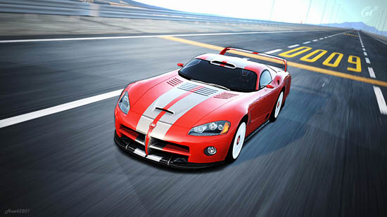 Viper concept car wallpaper 04