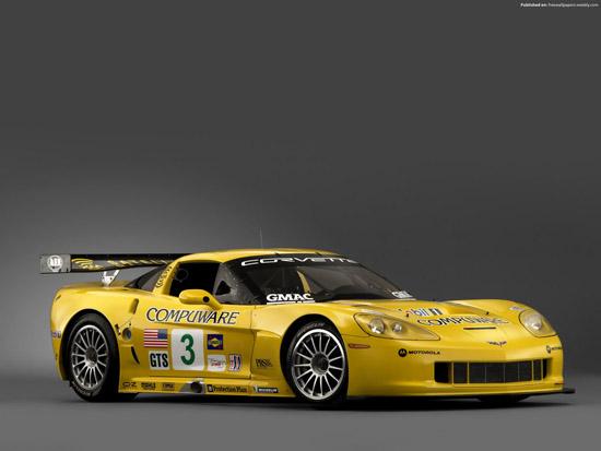 Chevrolet Corvette C6R 02