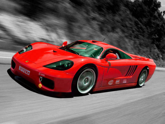 Code Red - Saleen S7 Style
