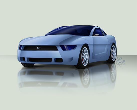 Quickstep - Mustang Giugiaro<