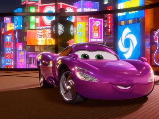 Car 2 Movie Wallpaper