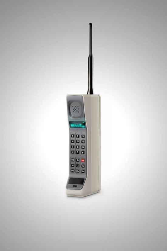 Create a 1990′s Era Mobile Phone Icon in Photoshop