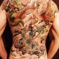 phoenix tattoos (8)