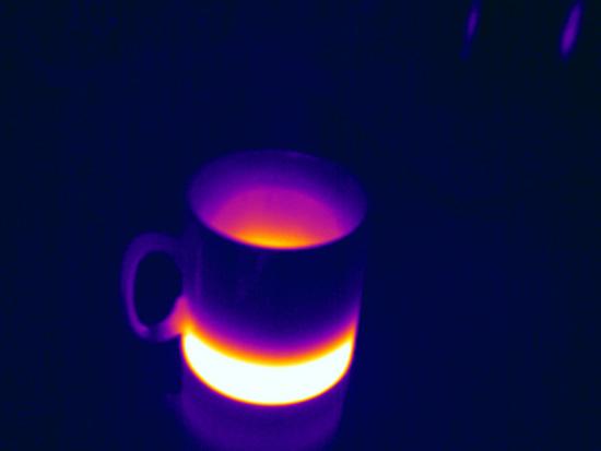 CupThermal Imaging