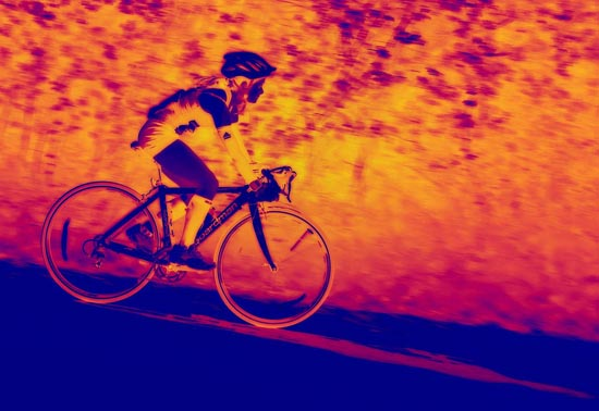 Bicycle Thermal Imaging