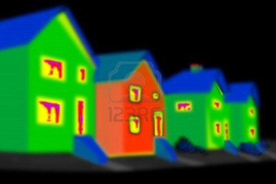 House Thermal Imaging