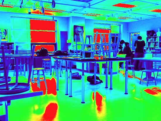 Laboratory Thermal Imaging