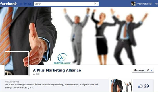 Marketing Alliance Timeline Cover