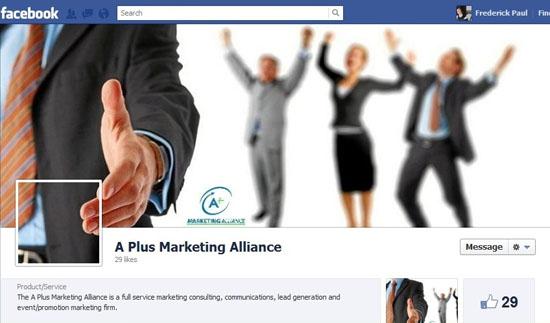 Marketing AllianceTimeline Cover