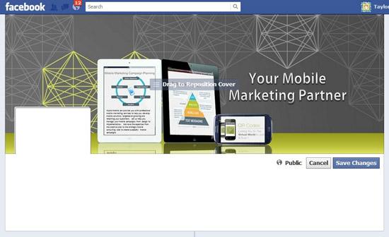 Mobile marketingTimeline Cover