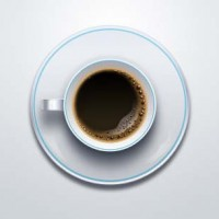 12-Cup of Coffee Free Icon