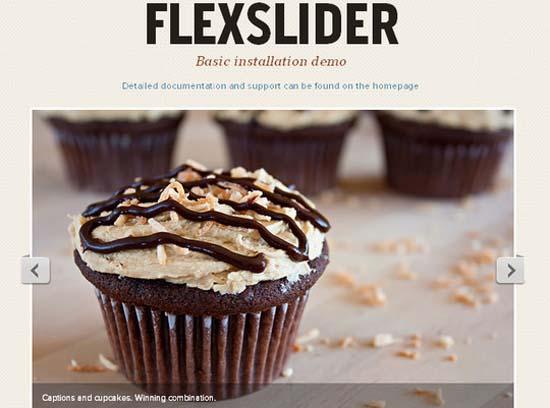 18-Responsive jQuery Slider Plugin Flexslider