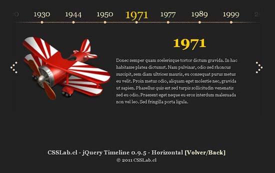 21-jQuery Timelinr