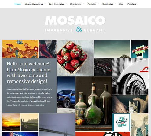 8-Mosaico-portfolio-wp-themes
