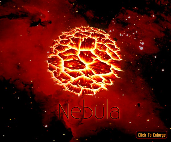 Create a Burst in the Nebula Effect in Photoshop