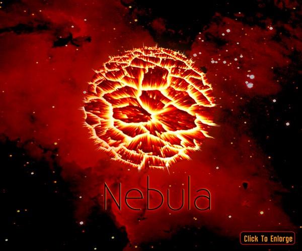 Create a Burst in the Nebula Effect in Photoshop
