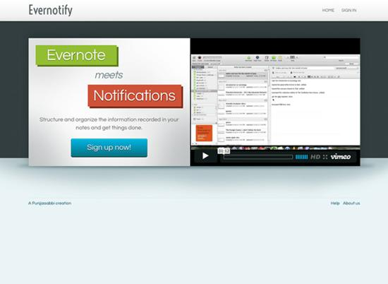 Evernotify
