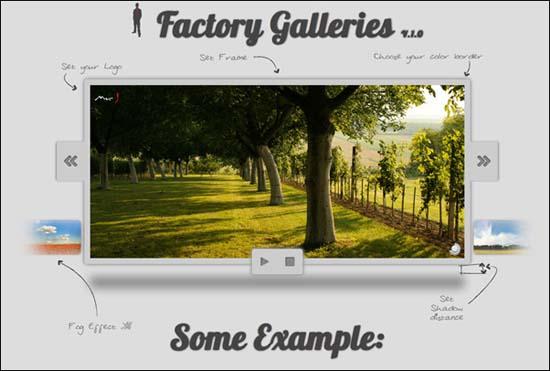 Factory Galleries