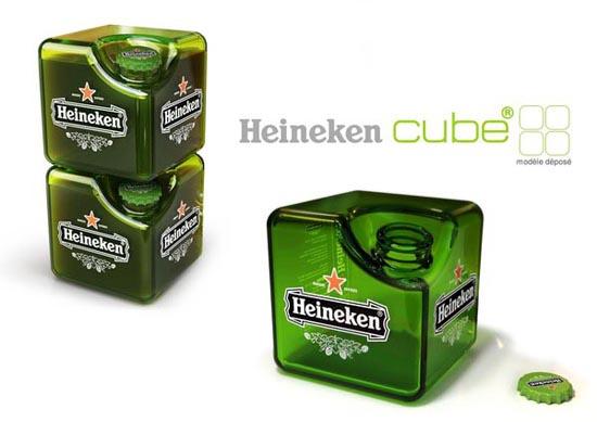Heineken Cube (Concept)