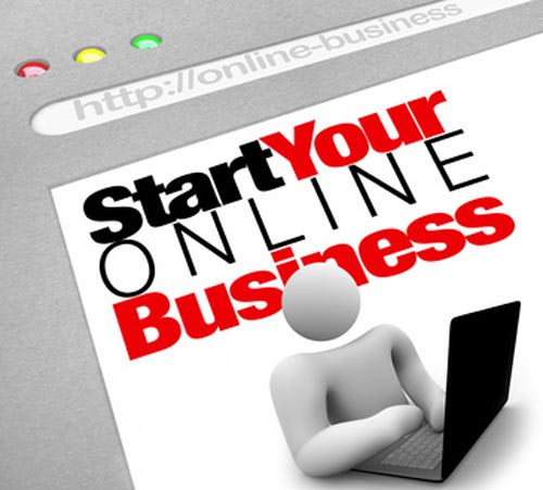 Website - Start Your Online Business Instructions to Lauch Site