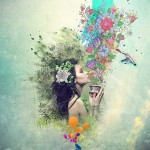 Learn How to Design a Charming Collage Composition