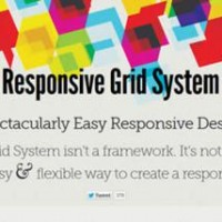 Responsive Grid System