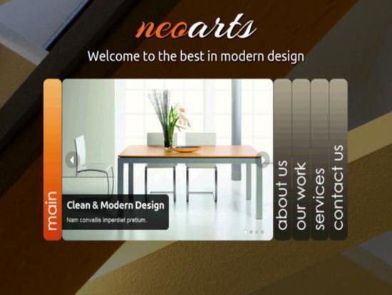 Sophisticated Animated Neoarts