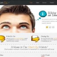Start Up -- Cool Business Template