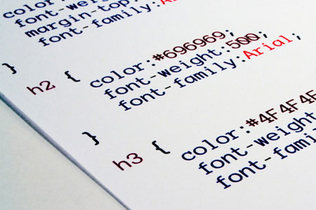 css rules