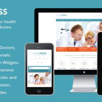 HealthPress - Health and Medical WordPress Theme
