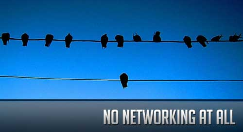 Less Networking