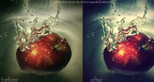 Photoshop Action 25