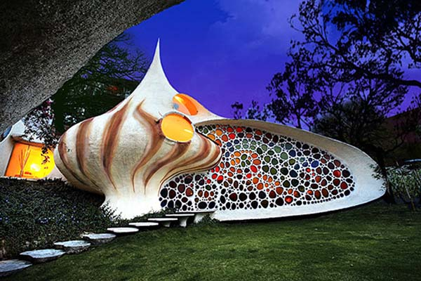 Nautilus House (Mexico City, Mexico)