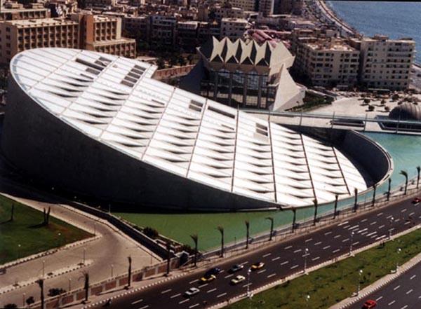 Bibliotheca Alexandrina (Egypt)