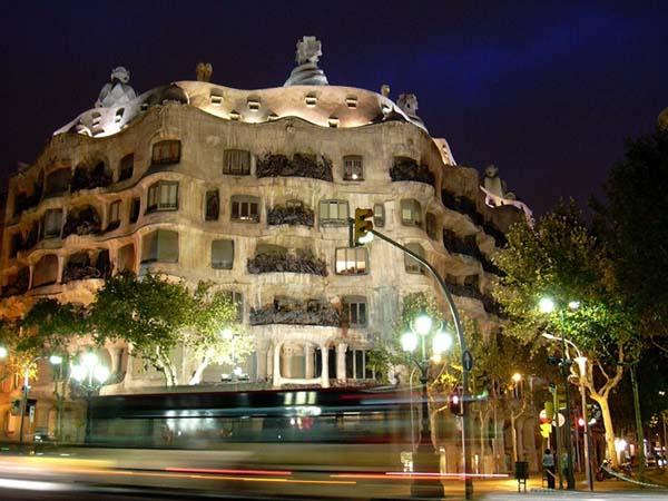 La Pedrera (Barcelona, Spain)