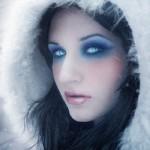 Turn A Regular Headshot Into A Cold Winter Portrait
