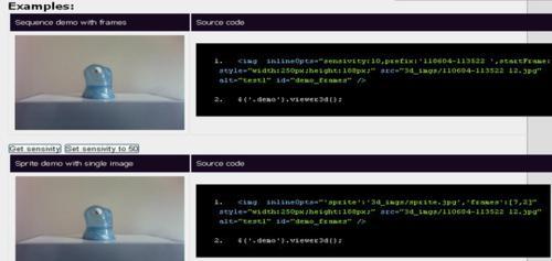 Viewer3D Javascript