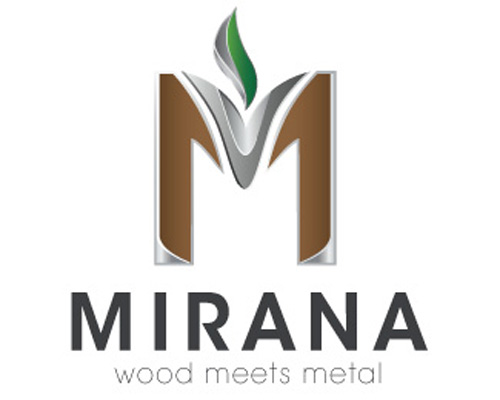 Mirana - wood meets metal