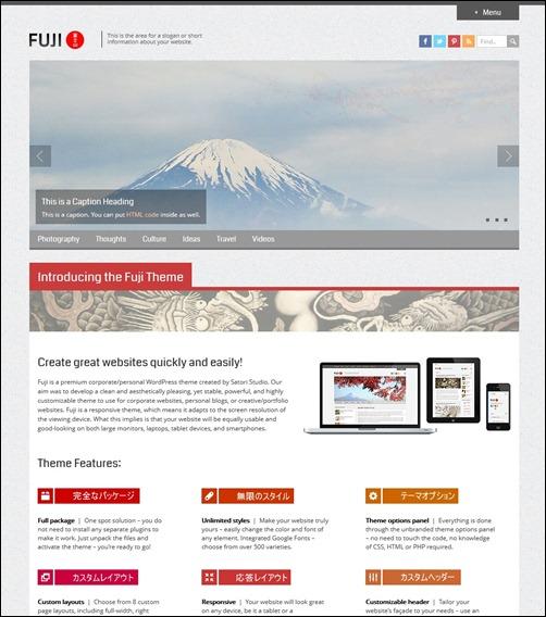 13-fuji-responsive-wordpress-theme