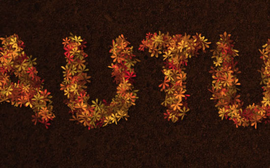 16-Colorful Autumn-Inspired Text Effect