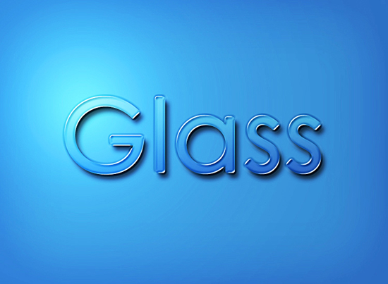 20-Make Glass Effect