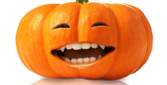 7-PUMPKIN FACE IN PHOTOSHOP