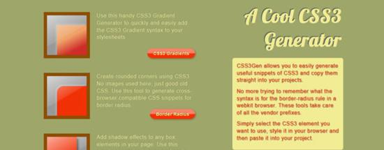 CSS3Gen