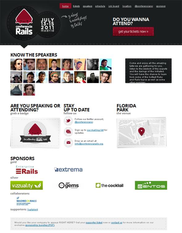 Conferenciarails.org