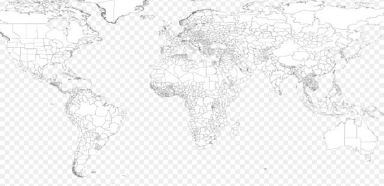 40 vector world map collection eps psd ai svg png wikipedia blank maps world98 wikipedia blank maps low res world gumiabroncs Images