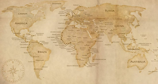 World Map</a>(.psd)