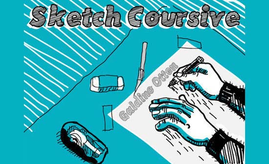 Sketch Coursive